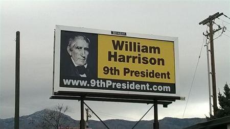 9th-president-william-harrison-billboard