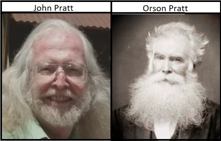 john and orson pratt